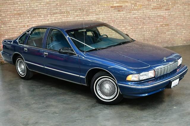 1995 chevrolet caprice 7888 00 for sale in bensenville il 60106 incacar com 1995 chevrolet caprice 7888 00 for