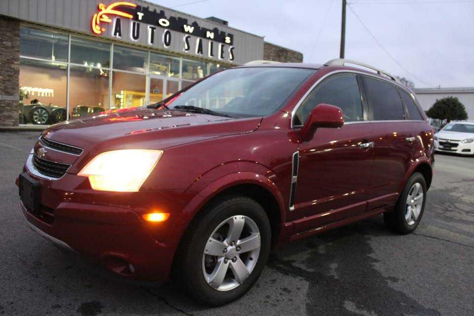 Chevrolet Captiva 2012 $5900.00 incacar.com