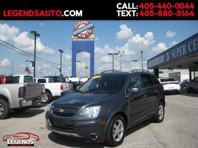 Chevrolet Captiva 2013 $8995.00 incacar.com