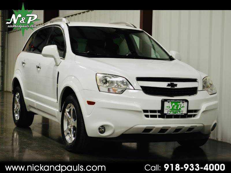 Chevrolet Captiva 2013 $8999.00 incacar.com