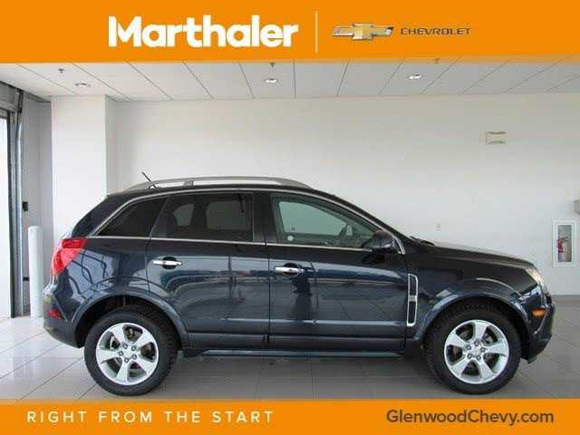 Chevrolet Captiva 2014 $9340.00 incacar.com