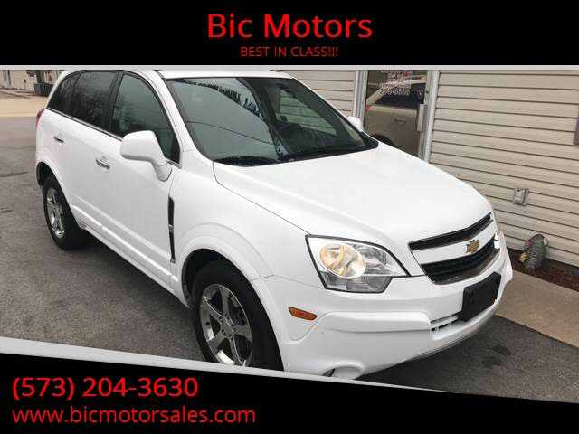 Chevrolet Captiva 2014 $9995.00 incacar.com