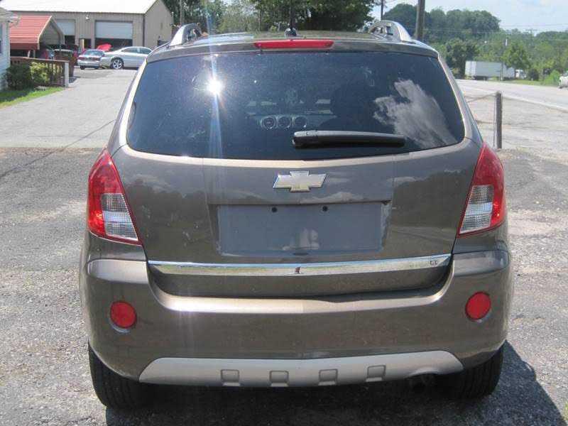 Chevrolet Captiva 2014 $5990.00 incacar.com