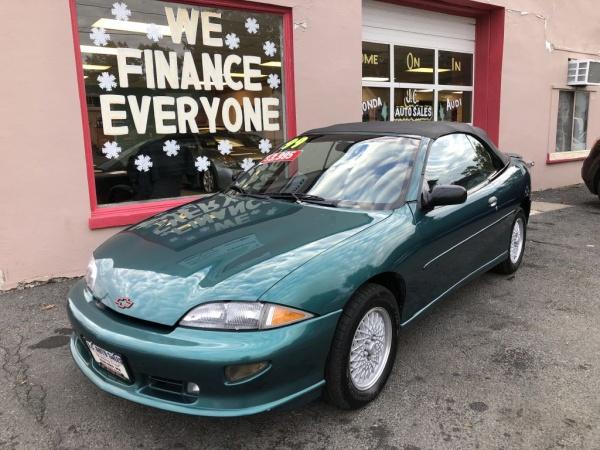 Chevrolet Cavalier 1999 $3500.00 incacar.com