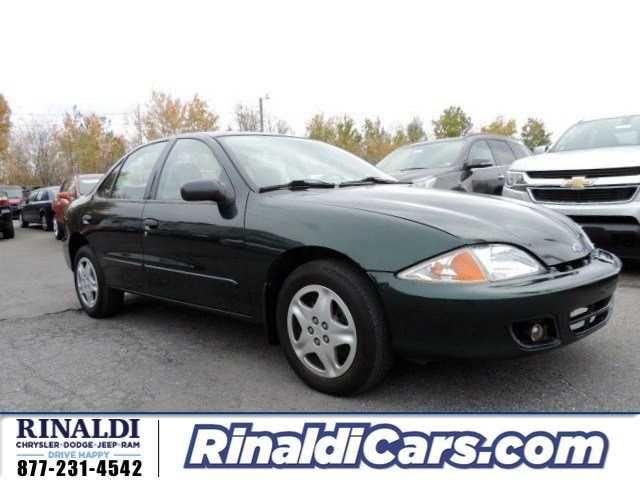 Chevrolet Cavalier 2002 $2990.00 incacar.com