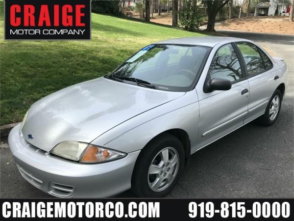 Chevrolet Cavalier 2002 $3500.00 incacar.com