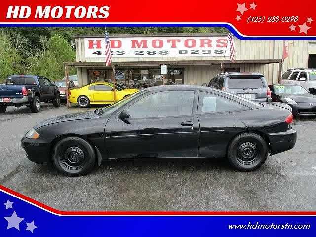 Chevrolet Cavalier 2003 $1499.00 incacar.com