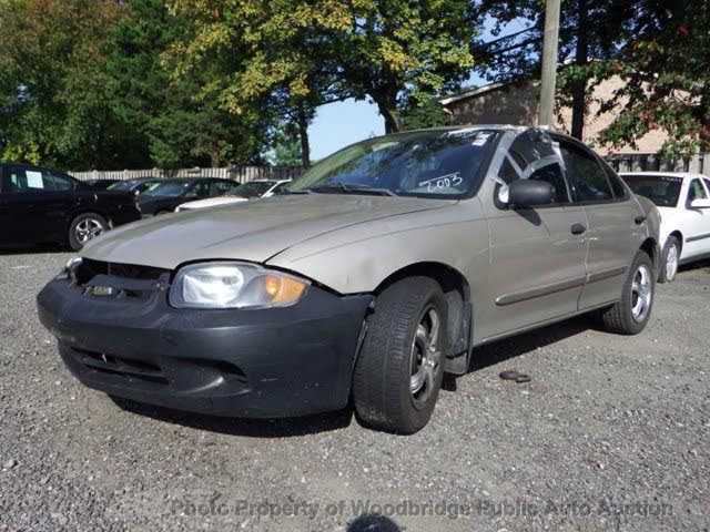 Chevrolet Cavalier 2003 $1000.00 incacar.com