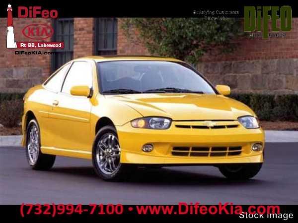 Chevrolet Cavalier 2003 $1875.00 incacar.com