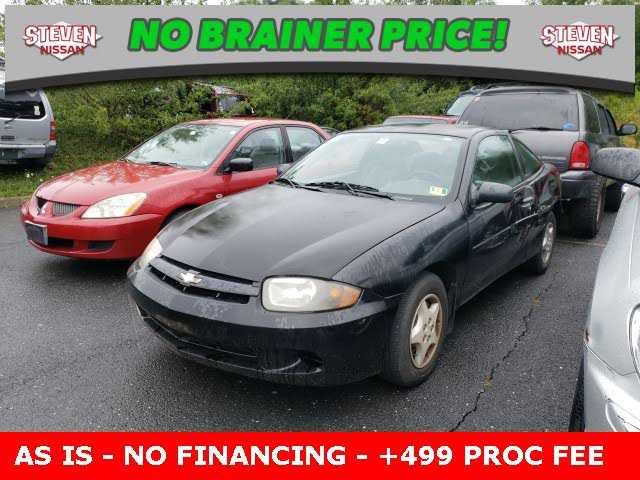 Chevrolet Cavalier 2004 $2150.00 incacar.com