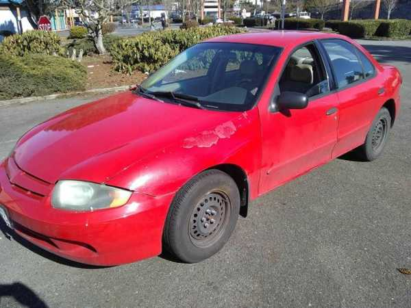 Chevrolet Cavalier 2004 $1750.00 incacar.com