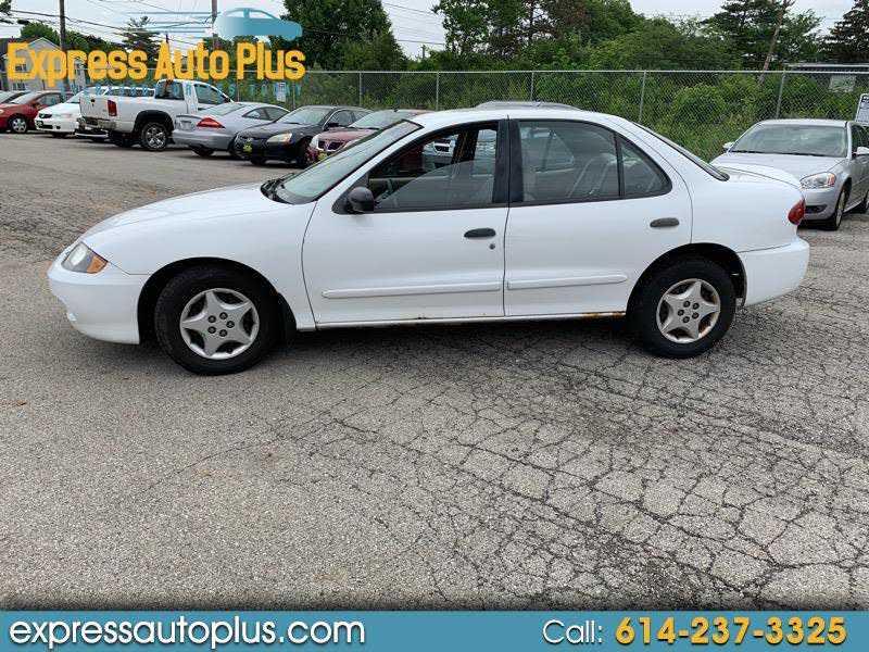 Chevrolet Cavalier 2004 $1295.00 incacar.com