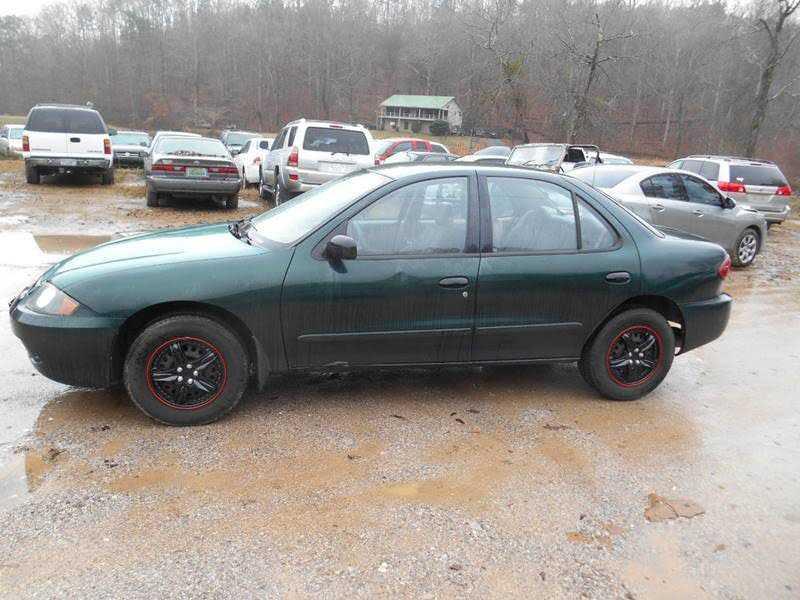 Chevrolet Cavalier 2004 $1250.00 incacar.com