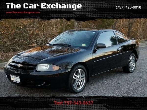 Chevrolet Cavalier 2004 $3450.00 incacar.com