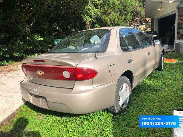 Chevrolet Cavalier 2005 $1699.00 incacar.com