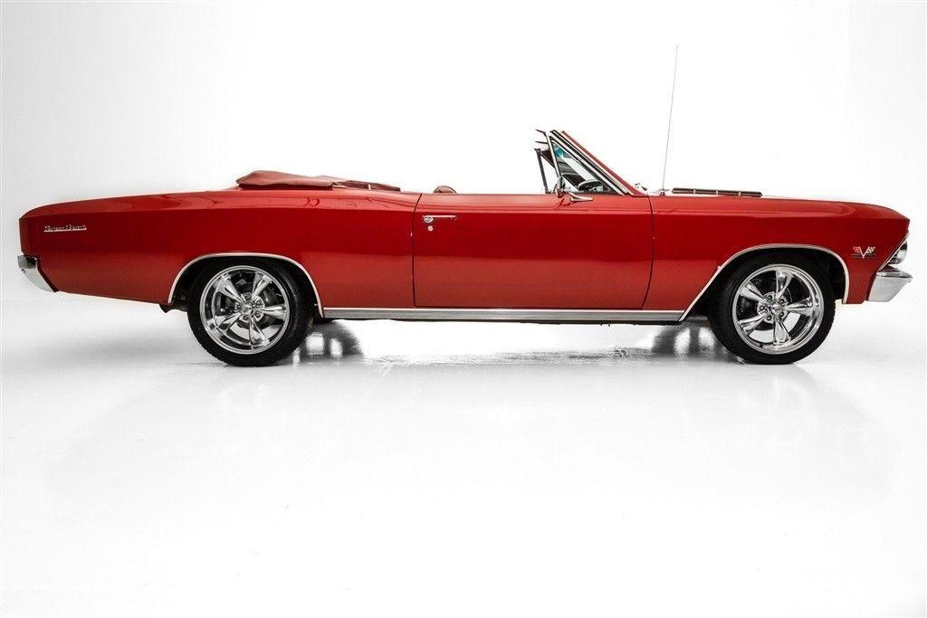 Chevrolet Chevelle 1966 $49900.00 incacar.com