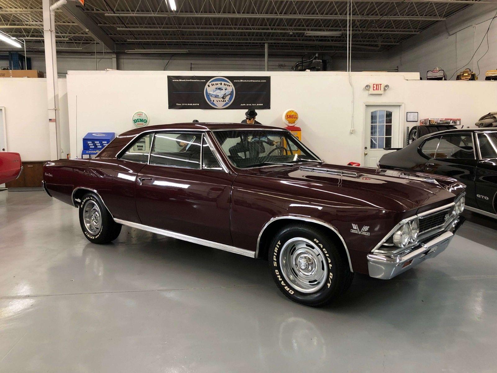 Chevrolet Chevelle 1966 $42900.00 incacar.com