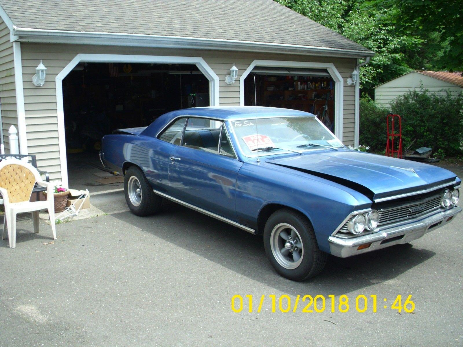 Chevrolet Chevelle 1966 $10600.00 incacar.com