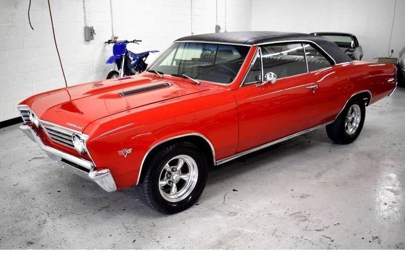 Chevrolet Chevelle 1967 $27995.00 incacar.com