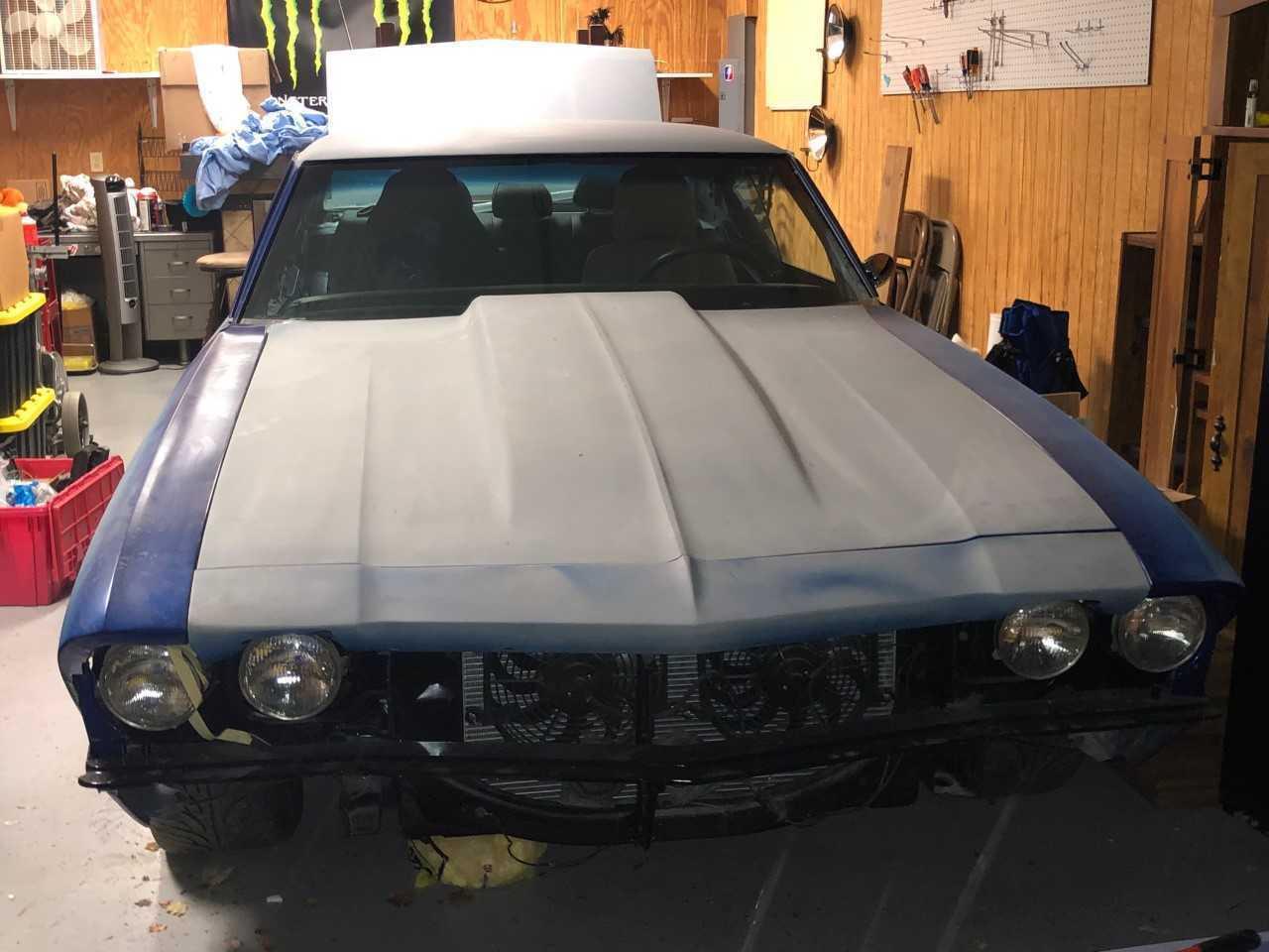 Chevrolet Chevelle 1968 $10100.00 incacar.com
