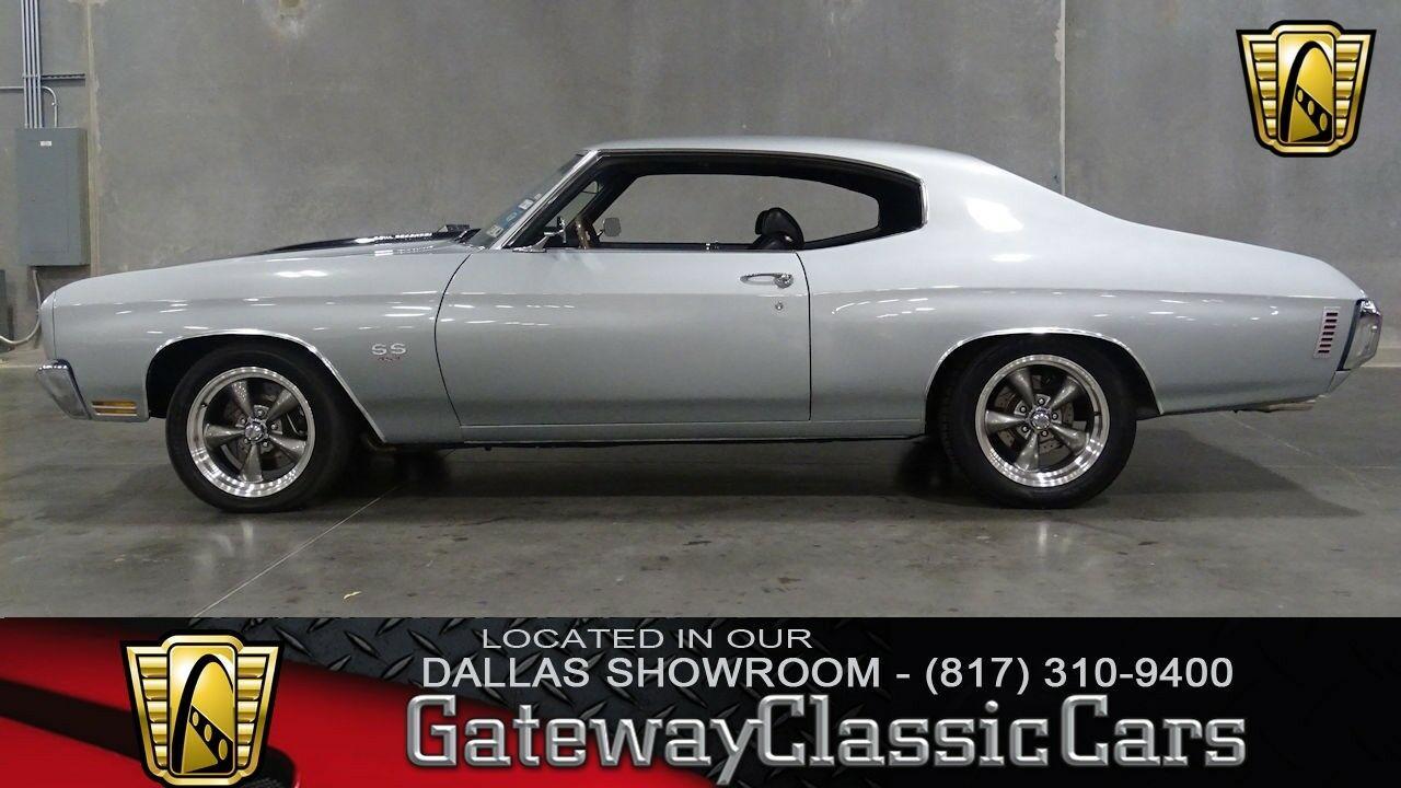 Chevrolet Chevelle 1970 $59000.00 incacar.com