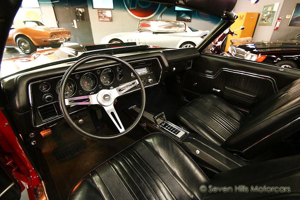 Chevrolet Chevelle 1970 $89900.00 incacar.com