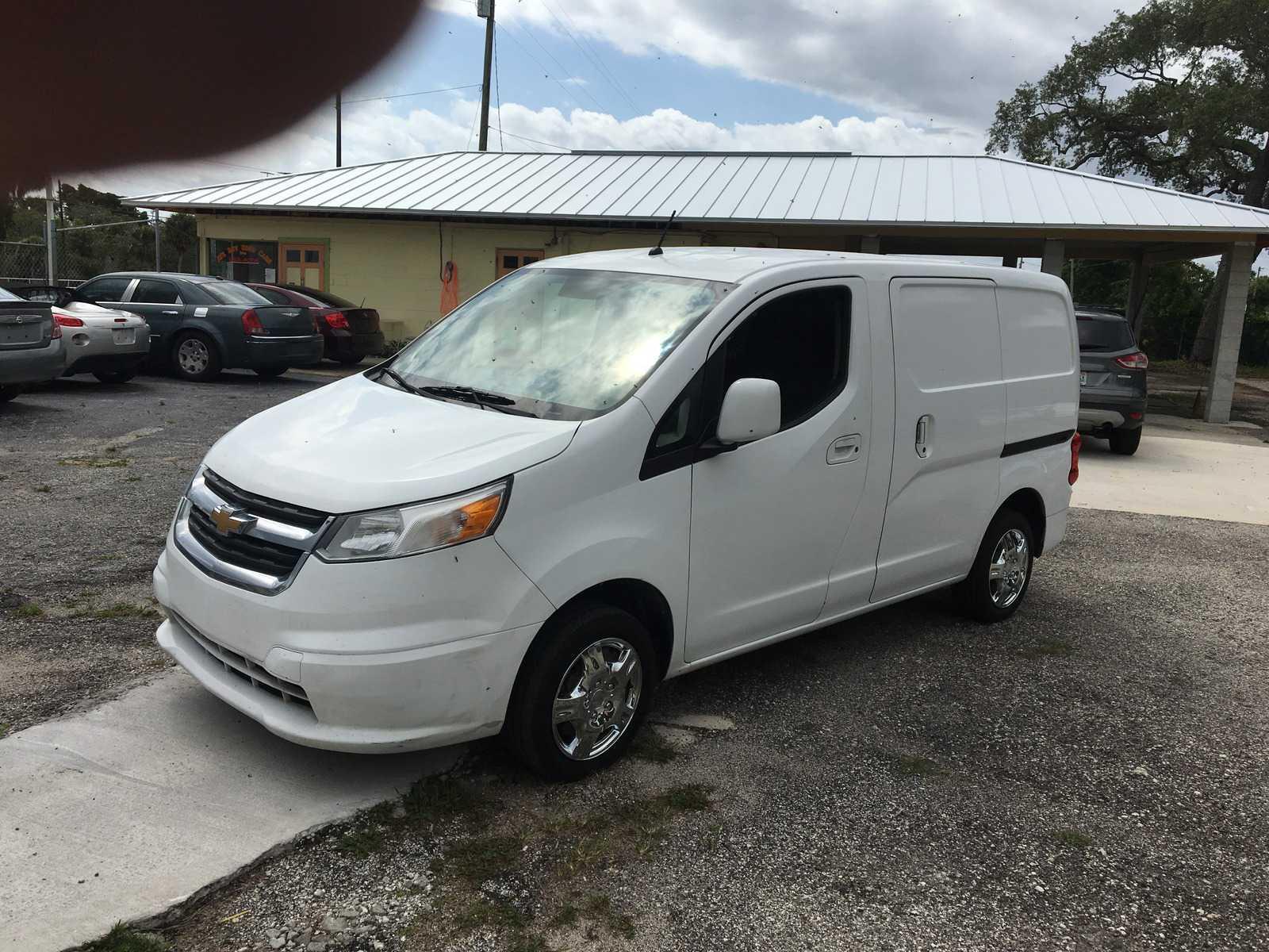 Chevrolet City 2015 $7997.00 incacar.com
