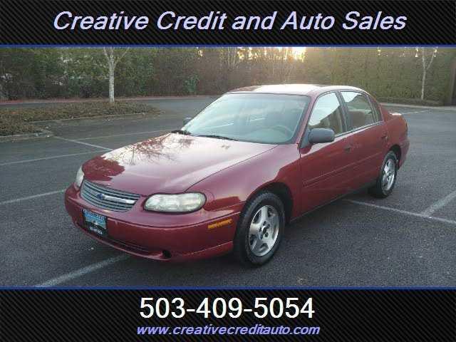 Chevrolet Classic 2004 $1499.00 incacar.com