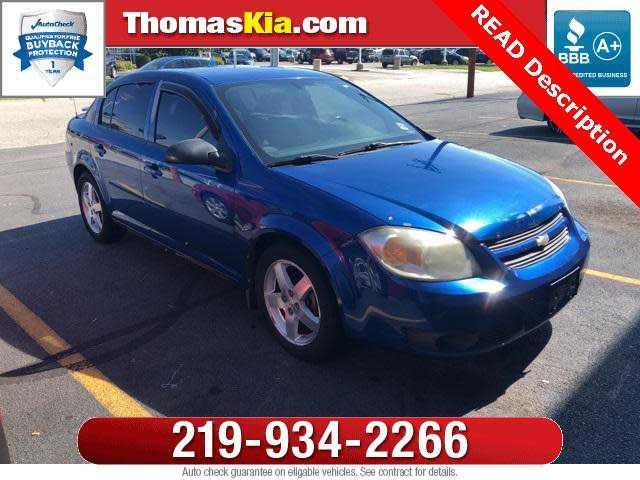 Chevrolet Cobalt 2005 $1291.00 incacar.com
