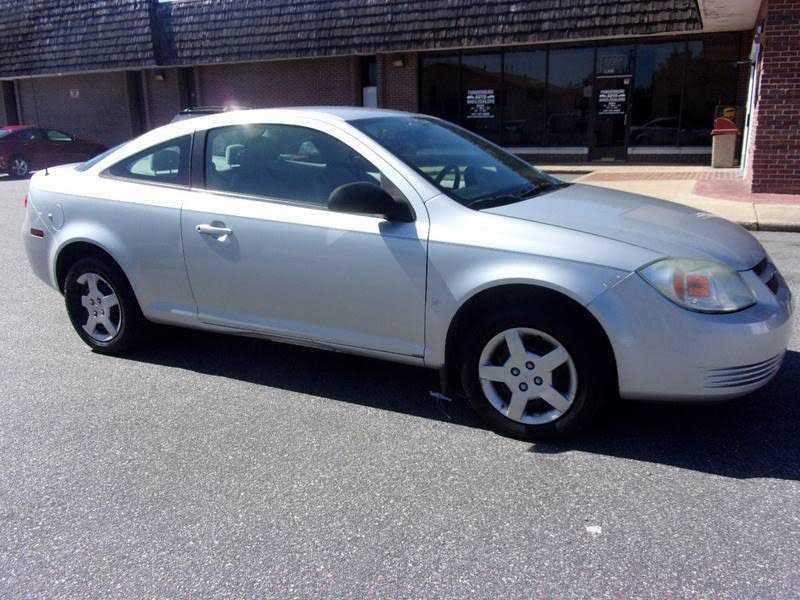 Chevrolet Cobalt 2007 $2995.00 incacar.com