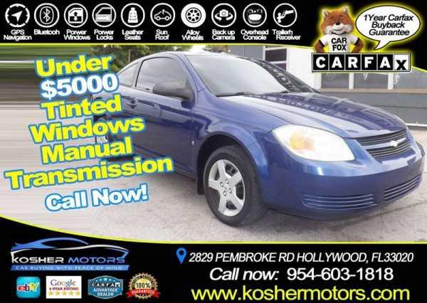 Chevrolet Cobalt 2007 $1994.00 incacar.com