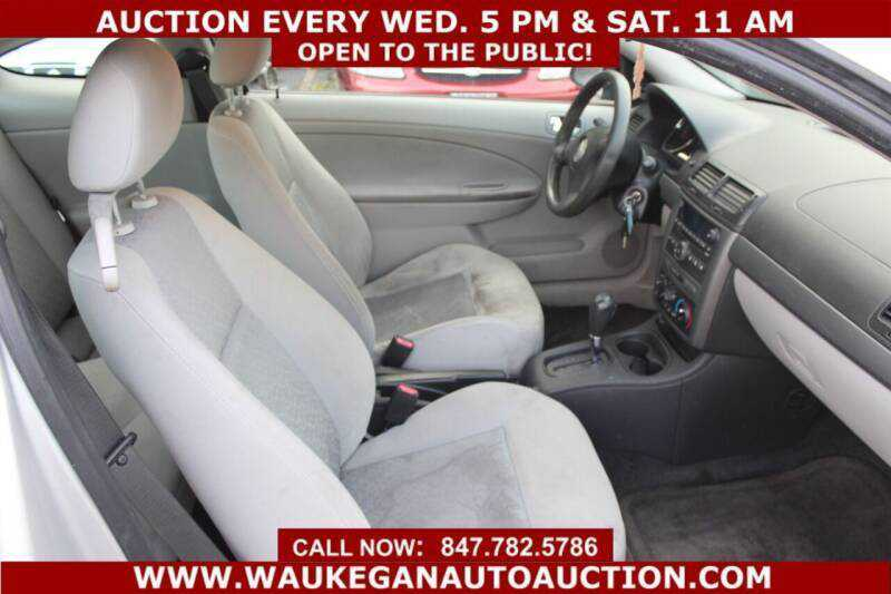 used Chevrolet Cobalt 2007 vin: 1G1AK15F177293032