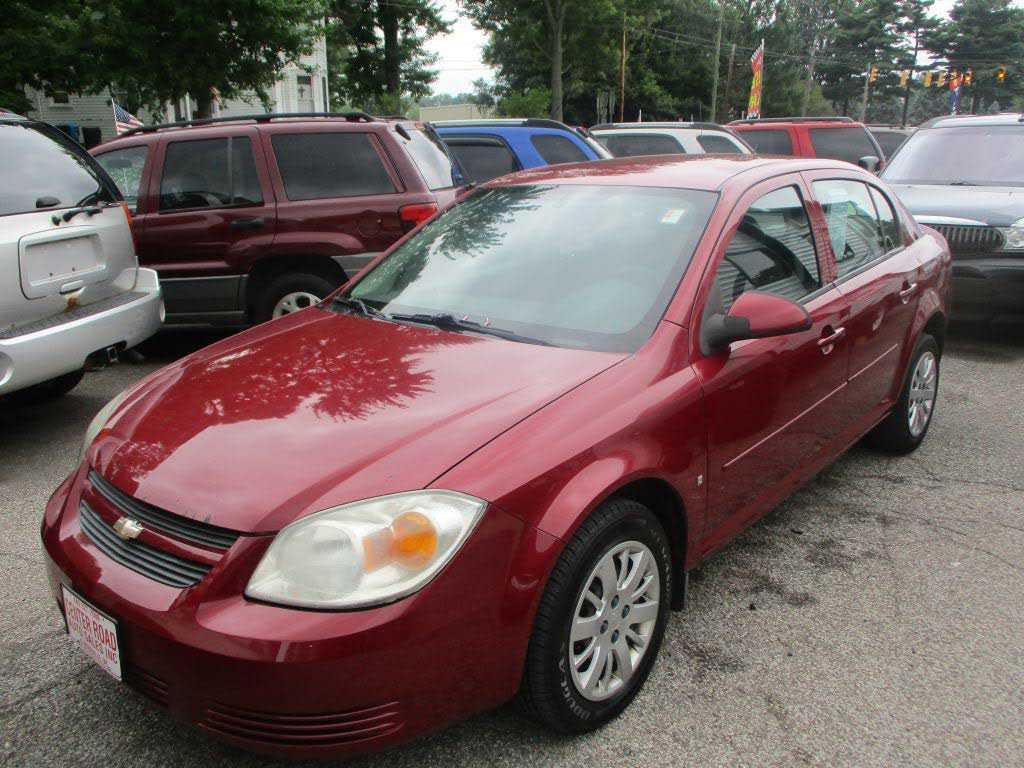 Chevrolet Cobalt 2009 $2995.00 incacar.com