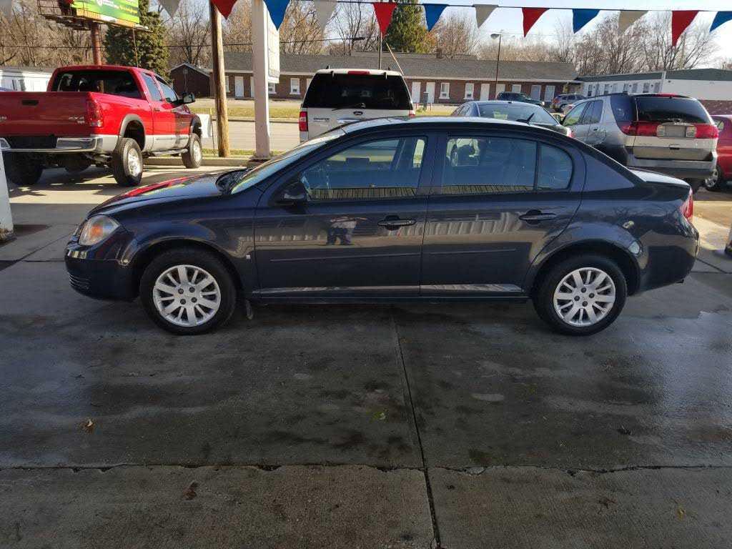 Chevrolet Cobalt 2009 $2988.00 incacar.com