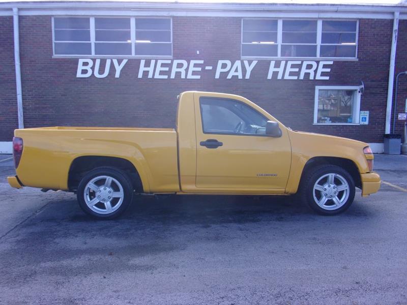 Chevrolet Colorado 2004 $4995.00 incacar.com