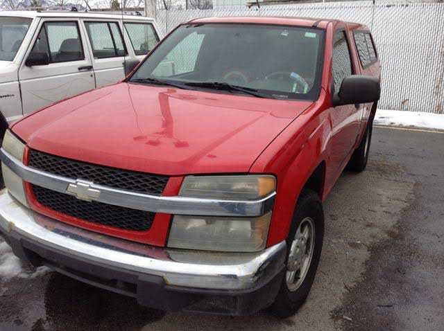 Chevrolet Colorado 2004 $2500.00 incacar.com