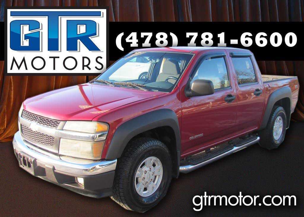 Chevrolet Colorado 2005 $3988.00 incacar.com