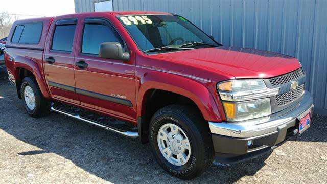 Chevrolet Colorado 2005 $6995.00 incacar.com