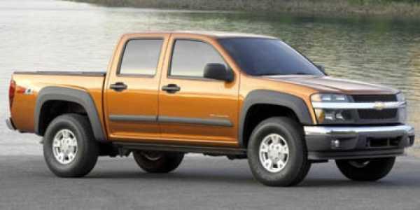Chevrolet Colorado 2005 $8264.00 incacar.com