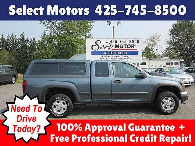 Chevrolet Colorado 2006 $10988.00 incacar.com