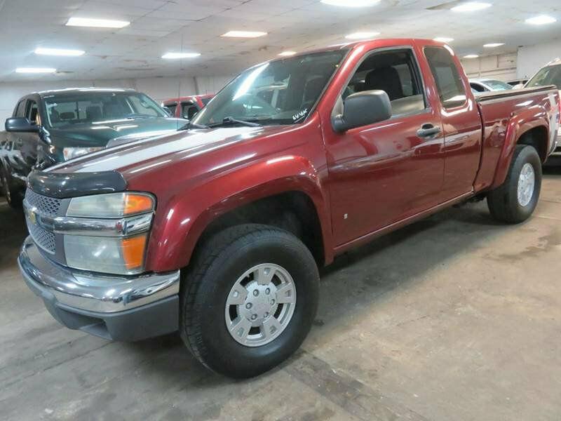 Chevrolet Colorado 2007 $5950.00 incacar.com