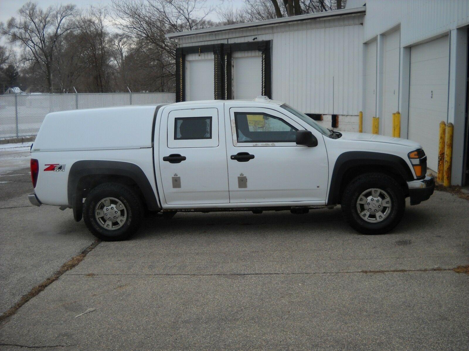 Chevrolet Colorado 2007 $6500.00 incacar.com