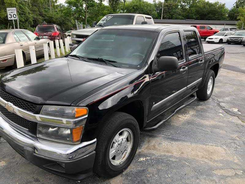 Chevrolet Colorado 2008 $9999.00 incacar.com
