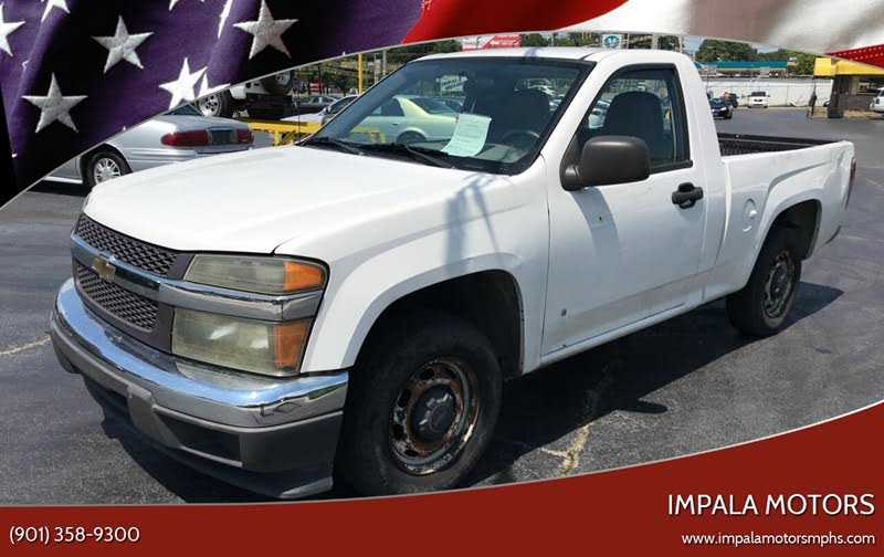 Chevrolet Colorado 2008 $2500.00 incacar.com