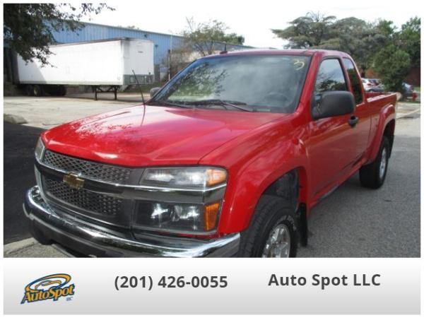 Chevrolet Colorado 2008 $3397.00 incacar.com