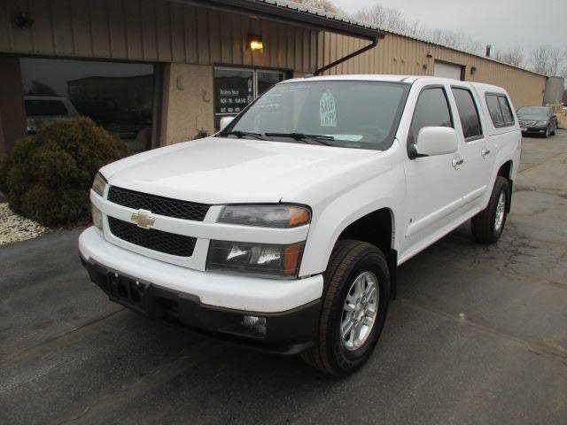 Chevrolet Colorado 2009 $6995.00 incacar.com