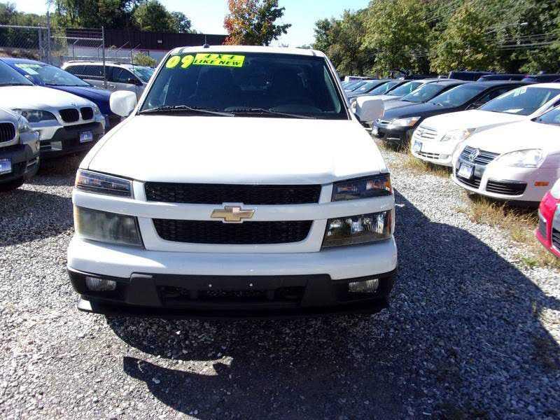 Chevrolet Colorado 2009 $5900.00 incacar.com