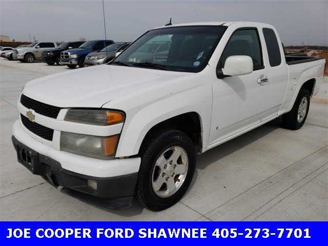 Chevrolet Colorado 2009 $5972.00 incacar.com