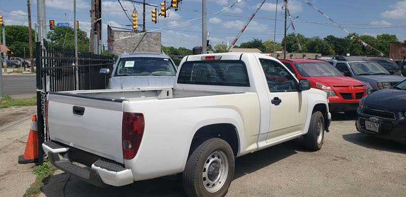 Chevrolet Colorado 2012 $4600.00 incacar.com