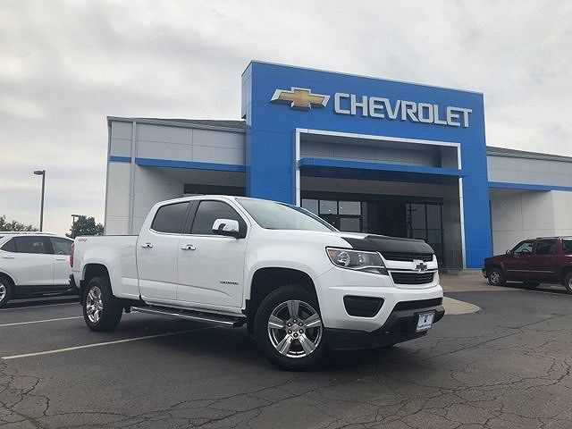 Chevrolet Colorado 2015 $21168.00 incacar.com